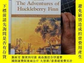二手書博民逛書店Understanding罕見 the Adventures of Huckleberry Finn Y369