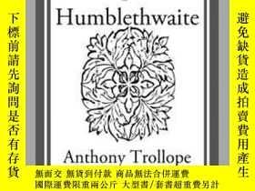 二手書博民逛書店Sir罕見Harry Hotspur of HumblethwaiteY410016 Anthony Trol