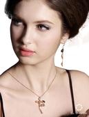珍愛推薦送禮 情人節 聖誕節 首選 EL shaddai以利沙代 –念 Miss ,精緻墜子925銀鍍 銀飾