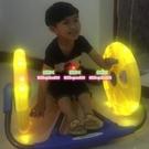 【3C】兒童扭扭車 溜溜童車滑行悠悠車帶音樂手搖擺車滑板車1-3-9歲玩具