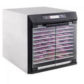 【歐風家電館】(送112372大烤箱) Excalibur 伊卡莉柏 數位式 十層 低溫 乾果機 EXC10EL (全機不鏽鋼)
