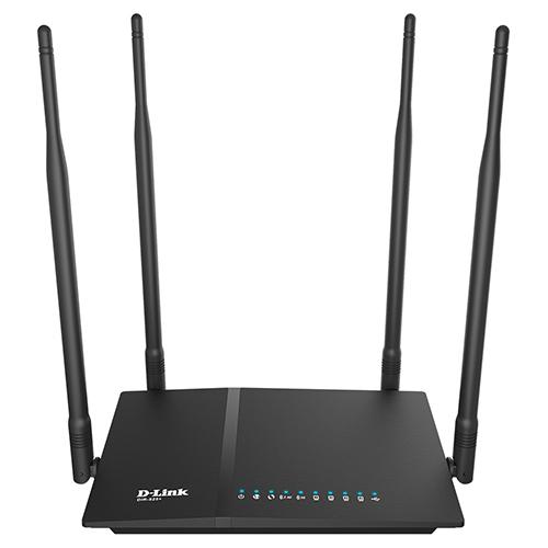 D-Link 友訊 DIR-825+ Wireless AC1200 雙頻高增益 GIgabit 無線路由器