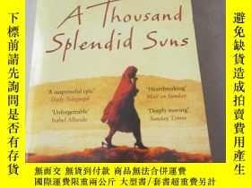 二手書博民逛書店A罕見Thousand Splendid Suns(32開本)Y7052 請看圖參考 請看圖參考