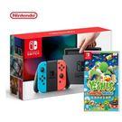 ★可攜帶外出的家用遊戲機Nintendo Switch™ ★TV/桌上模式 ★最多連接8台的複數遊戲