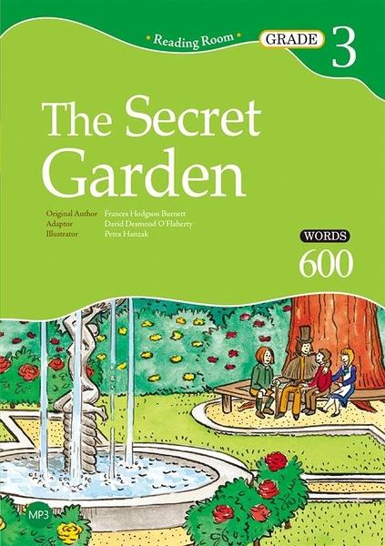 The Secret Garden【Grade 3】(2nd Ed.)(25K經典文學改寫讀本)