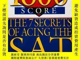 二手書博民逛書店1600罕見Perfect Score: The 7 Secre