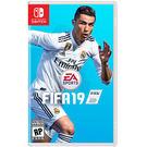 [哈GAME族]免運費 可刷卡~新增歐洲冠軍聯賽模式~Switch NS FIFA 19 亞版 英文版 國際足盟大賽19