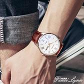 新款牌名牌商務石英男士手錶國產學生全自動機械男錶瑞士 范思蓮恩