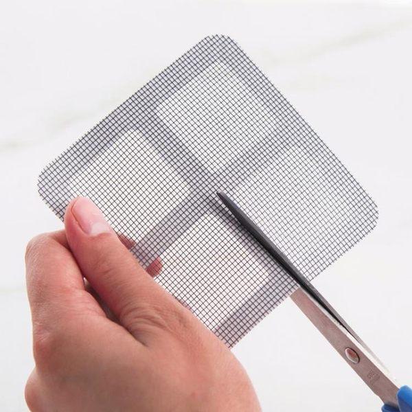 [超豐國際]紗窗紗門修補貼家用門簾補洞網窗戶窗紗防蚊子修補片防蚊網