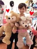 *Yvonne MJA*東京迪士尼Disney Bear海洋樂園限定正品 Duffy 達菲熊 雪莉玫熊 M號 絨毛 娃娃 單隻價格