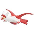 Pokemon GO EX MS-47 拉帝亞斯_PC17540 精靈寶可夢 神奇寶貝TAKARA TOMY