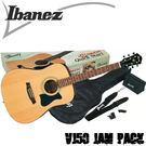 【非凡樂器】Ibanez VC50NJP...