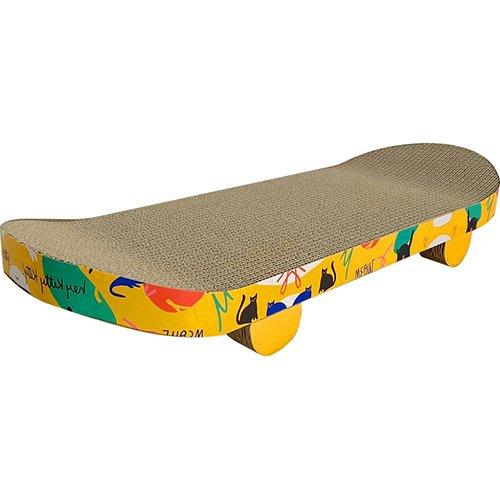 《48HR快速出貨》*KING*寵喵樂 滑板車-造型貓抓板 EP-394 實用又美觀.貓抓板