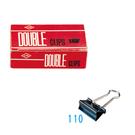 【奇奇文具】LIFE 110(224)32mm長尾夾12入 (單盒)