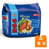 味丹 味味麵 海鮮湯麵 68g (5入)x6袋/箱