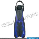開口式塑膠潛水蛙鞋  F-L168B【AROPEC】