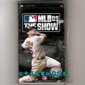 【PSP原版片】☆ 美國職棒大聯盟09 MLB09 THE SHOW09 ☆英文亞版全新品【台中星光電玩】