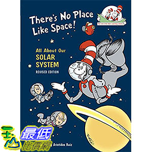 [ 美國直購 2016 暢銷書] There s No Pleace Like Space: All About Our Solar System Hardcover