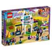 LEGO樂高 FRIENDS 41367 斯蒂芬妮的騎馬跳欄賽 積木 玩具