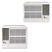 (含標準安裝)冰點定頻窗型冷氣FW-22CP2L左吹電壓110V