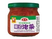 【愛之味】韓式泡菜190g*12罐【合迷雅好物超級商城】