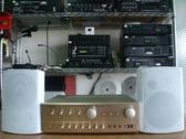 VITECH 廣播綜合擴主機 卡拉OK擴大機-80W*80W含高功率60w喇叭-組合1