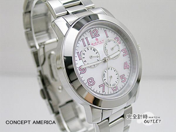 【完全計時】OUTLET手錶館│美國品牌BAKLY 新品 PINK個性腕錶 (BA7006-3)