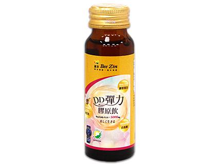 【BeeZin康萃】 美活DD彈力膠原飲36瓶組