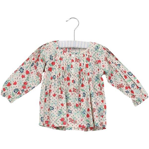 上衣  丹麥 Wheat │ 莓果點點長袖上衣 # S141465826