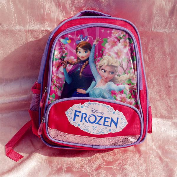 冰雪奇緣兒童書包背包