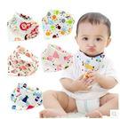 口水巾 多款卡通多功能 三角巾頭巾 口水巾 幼童 必備 不挑款 寶貝童衣