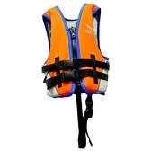 【速捷戶外】IST LJ400 兒童長救生衣,浮力衣~適合 浮潛 溯溪 各式水上活動, LJ-400