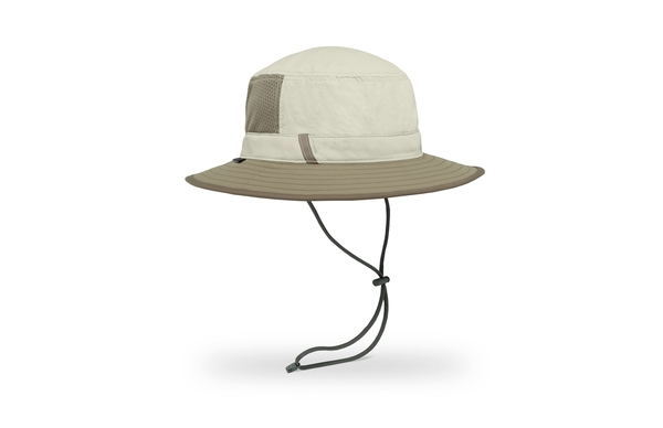 [好也戶外]Sunday afternoons 抗UV防曬透氣圓桶帽 赤紅/奶油-松綠 NO.SAS2B03546