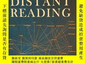 二手書博民逛書店Distant罕見Reading A great iconoc