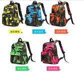 書包小學生男童兒童1-3一年級寶寶旅行背包迷彩旅游幼兒園雙肩潮 時尚潮流