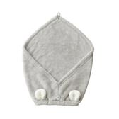 【預購】CB JAPAN 動物造型超細纖維擦頭包巾│三款無尾熊灰