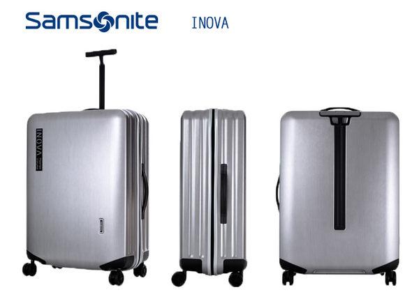 [佑昇]Samsonite行李箱 28吋 新秀麗 INOVA U91 飛機輪 德國拜耳PC 紅點設計大獎 7折特價