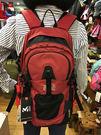 Millet 法國品牌 背包/後背包 上課 爬山 休閒旅遊 多功能 實用~ 暗紅 (MIS0399)