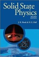 二手書博民逛書店 《Solid State Physics》 R2Y ISBN:0471928054│John Wiley & Sons