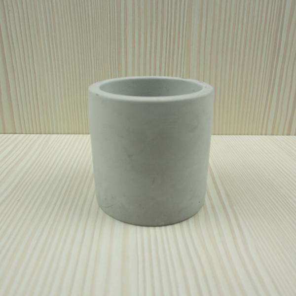 (BEAGLE) 圓型創意水泥盆栽 多肉水泥花器/仙人掌水泥花盆/水泥植栽/水泥盆器