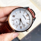 CITIZEN日本星辰ECO-Drive典藏紳士品味腕錶BV1124-14A原廠公司貨