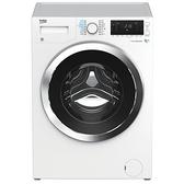 beko英國倍科8公斤冷凝式洗脫烘變頻滾筒洗衣機WDW85143(含基本安裝)