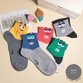 現貨✶正韓直送【K0232】韓國襪子 拚色M&M 韓妞必備 百搭基本款 素色襪 免運 阿華有事嗎