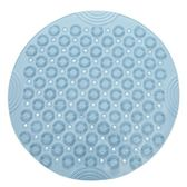 衛生間洗澡防滑墊淋浴房圓形隔水墊