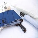 好傘王 自動傘系_電光兩人大大傘(深藍色)