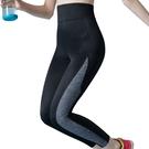 思薇爾-K.K.Fit系列M-XL超高腰九分外搭褲(黑色)
