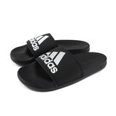 adidas ADILETTE COMFORT 拖鞋 防水 黑色 男鞋 G28386 no777