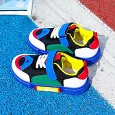 女童運動鞋2020新款夏季兒童網面透氣單鞋女童運動鞋夏韓版休閒