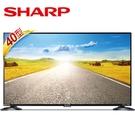 SHARP夏普 40吋智能聯網顯示器LC-40SF466T 含配送到府+基本安裝