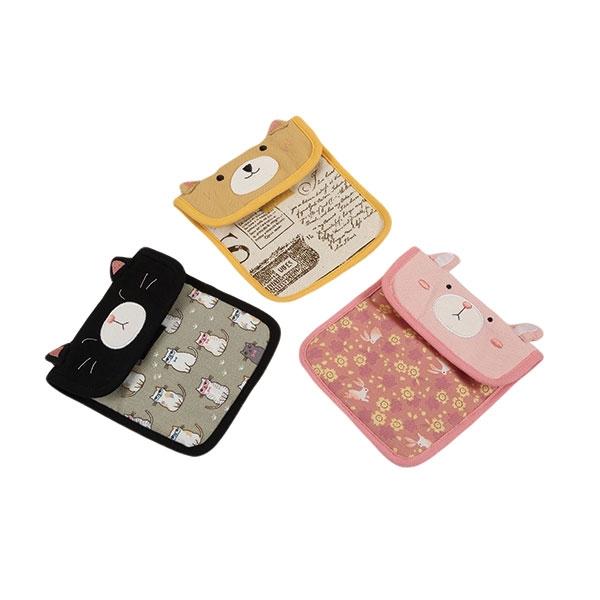 貼心呵護衛生棉收納袋/側背包/拼布包包
